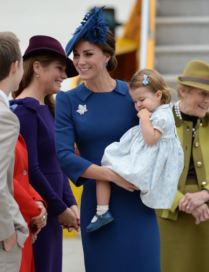 Duke and Duchess of Cambridge visit to Canada