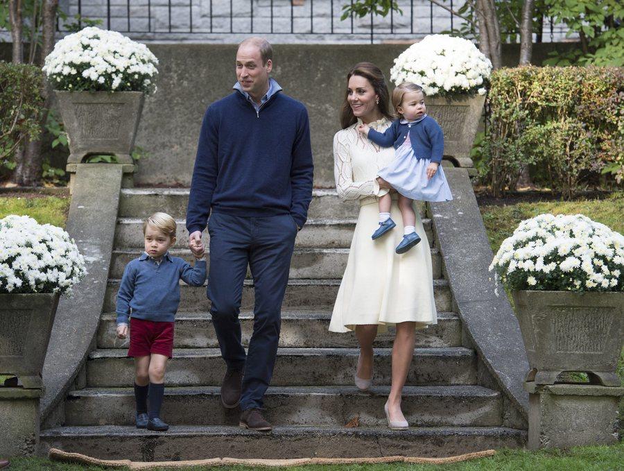 Duke and Duchess of Cambridge visit Canada