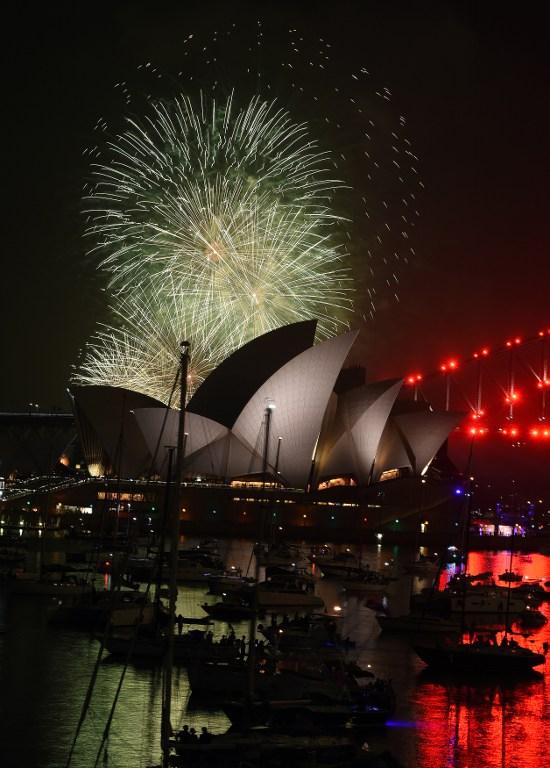 AUSTRALIA-NEW-YEAAR