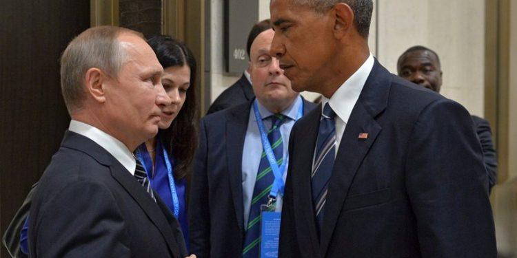 poutin-obama