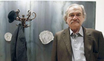Greek artist Jannis Kounellis