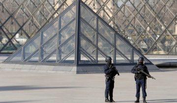 Paris Louvre attack