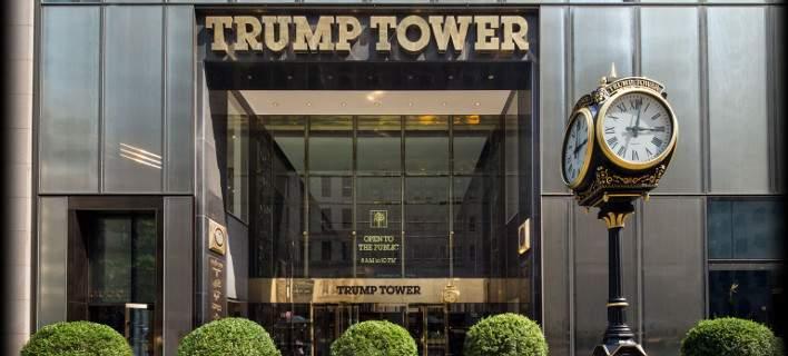 tramp-tower