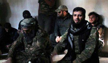 Syria Rebel Infighting