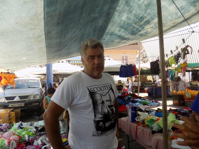 Ο κ. Γιώργος Μπαχλιτζανάκης