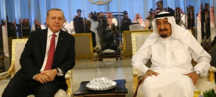 erdogan-saoudikh-aravia