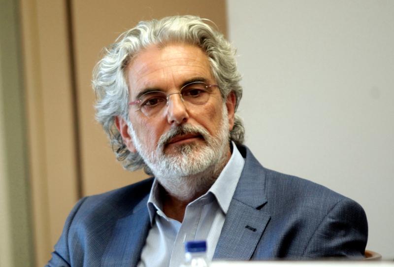 Ο επικεφαλής του ερευνητικού κέντρου Φλέμινγκ, Αλέξανδρος, Γιώργος Κόλλιας