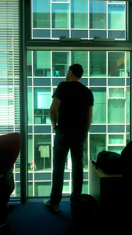 Στο Μπρνο, ο νεαρός Ηρακλειώτης εργάζεται για έναν διεθνή κολοσσό των τηλεπικοινωνιών