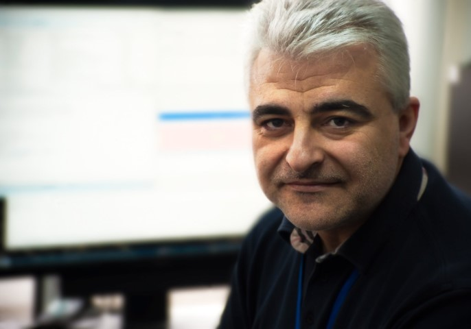 Ο κ. Νεκτάριος Ταβερναράκης, πρόεδρος του Ιδρύματος Τεχνολογίας και Έρευνας