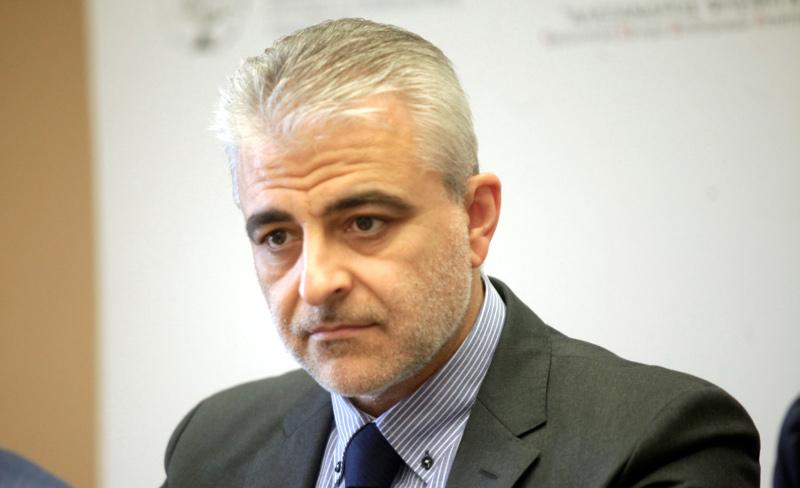 Ο πρόεδρος του ΙΤΕ, Νεκτάριος Ταβερναράκης