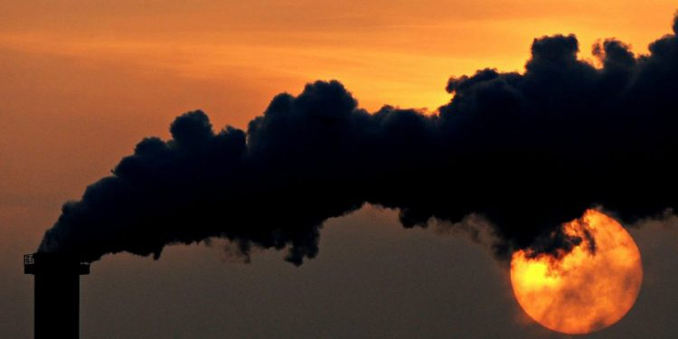 Global carbon dioxide concentrations pass milestone