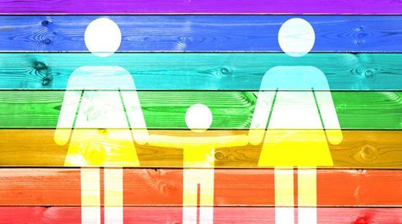 Αποτέλεσμα εικόνας για υιοθεσια ομοφυλοφιλων