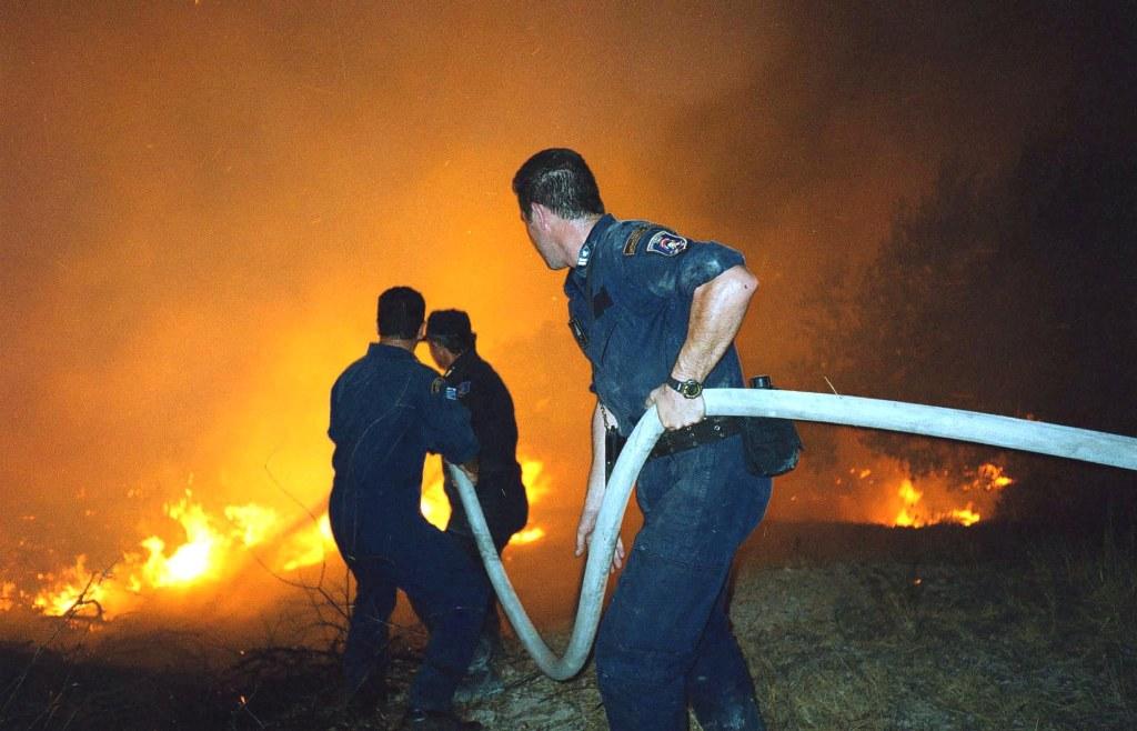 Ήταν μία δύσκολη αντιπυρική περίοδος με αρκετές φωτιές σε δύσβατες περιοχές