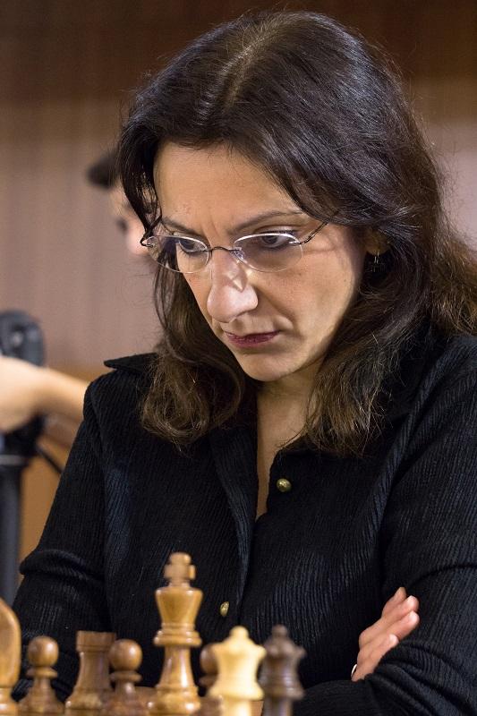Η Άννα Μαρία Μπότσαρη