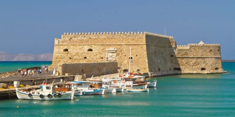 koules-fortress-in-heraklion-crete