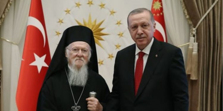 erdogan-vartholomaios