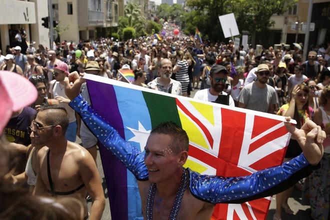 Israel Gay Pride