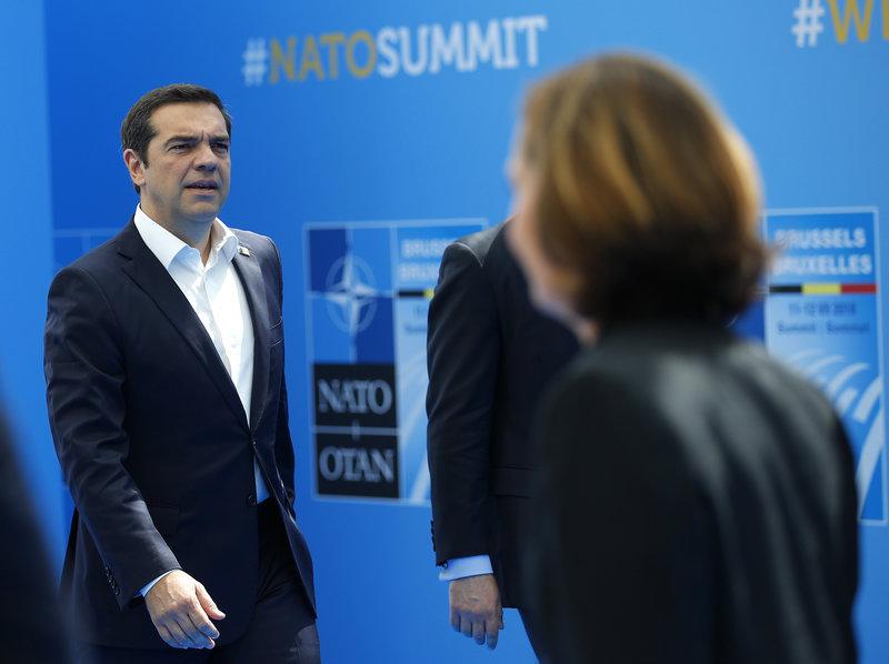 Belgium NATO Summit