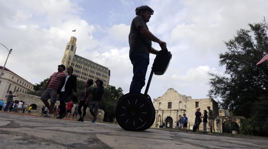 Alamo Face Lift