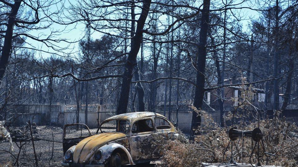 d6a323151c Κατατέθηκε η πρώτη αγωγή συγγενών θυμάτων της φονικής πυρκαγιάς στο Μάτι  κατά του Δημοσίου