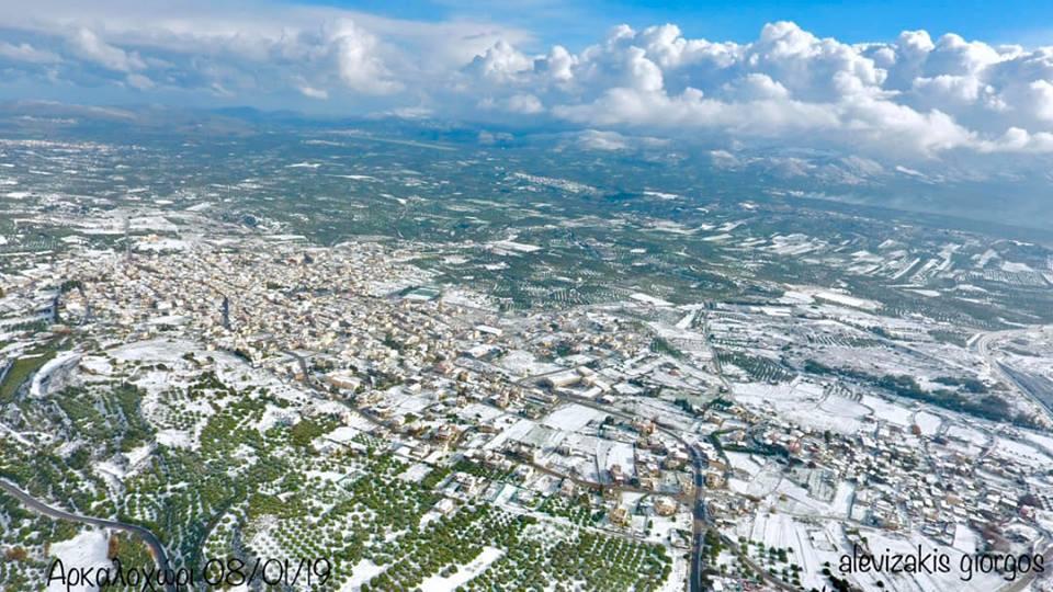 Αρκαλοχώρι (φώτο Venizelos Alevizakis)