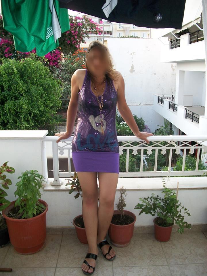 Η 32χρονη Κατερίνα.