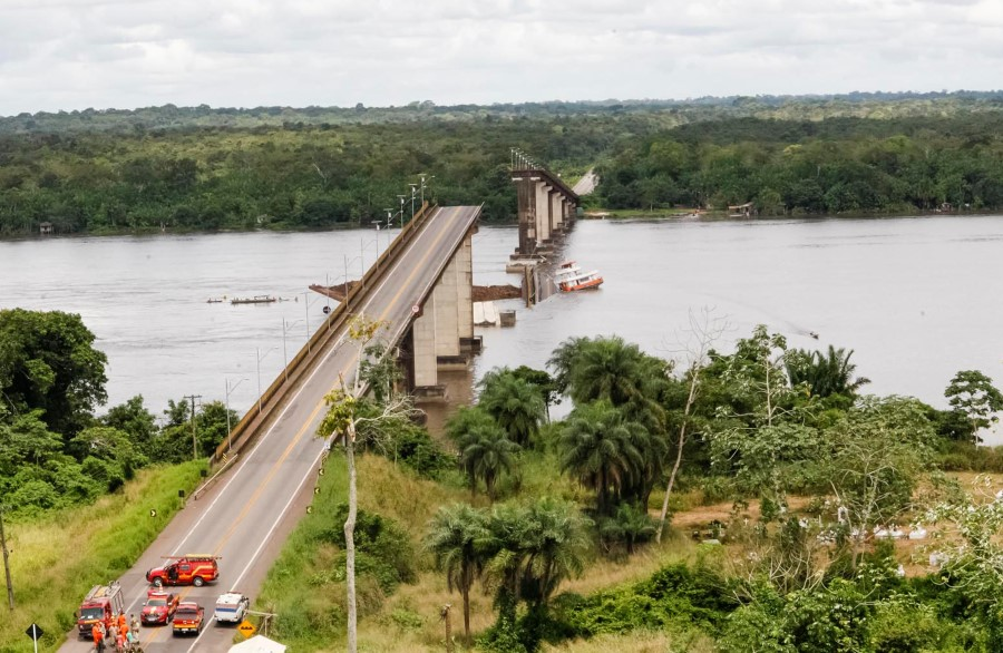 Brazil Bridge Collapse