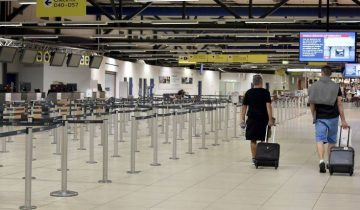 Germany Ryanair Strike