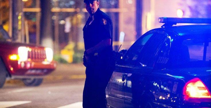 Hotel Officer Shooting