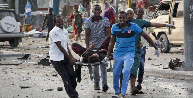 Somalia Bomb Blasts