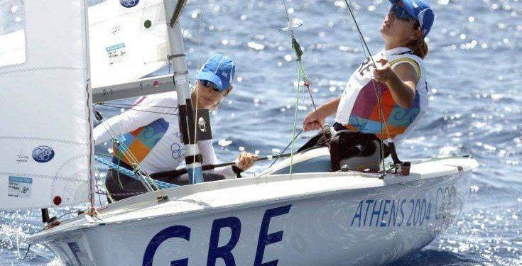 ÌÐÅÊÁÔÙÑÏÕ ÔÓÏÕËÖÁ / BEKATOROU TSOULFA / ÁÈÇÍÁ 2004 - ÏËÕÌÐÉÁÄÁ / ÄÉÈÅÓÉÏ ÁÍÄÑÙÍ - ÃÕÍÁÉÊÙÍ -470 / ATHENS 2004 - OLYMPIC GAMES / MEN'S - WOMEN'S 470