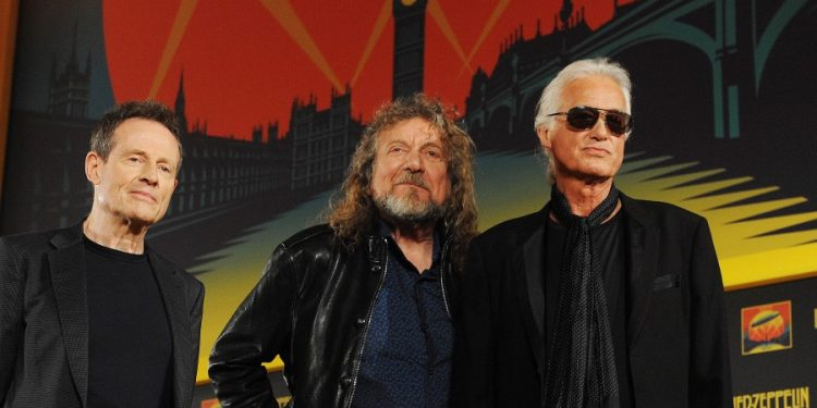 Led Zeppelin Launch Celebration Day