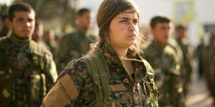 sdf-kourdoi-syria-20-10-2019