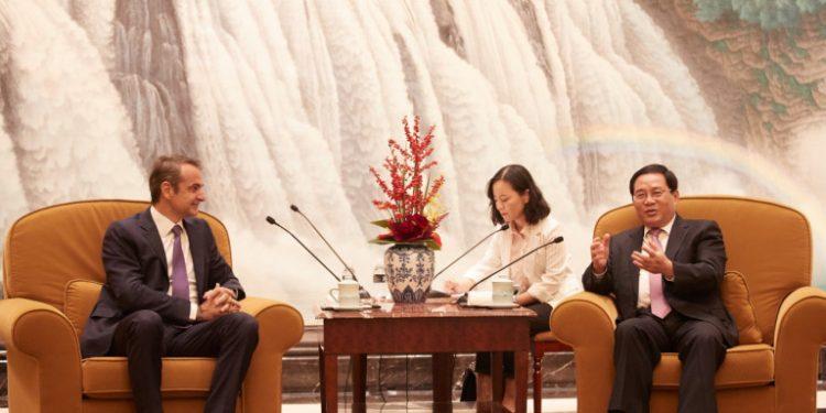 mitsotakis-kathetai-kinezos-politikos-diermineas