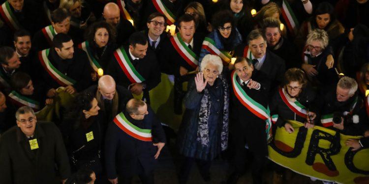 Giuseppe Sala, Liliana Segre