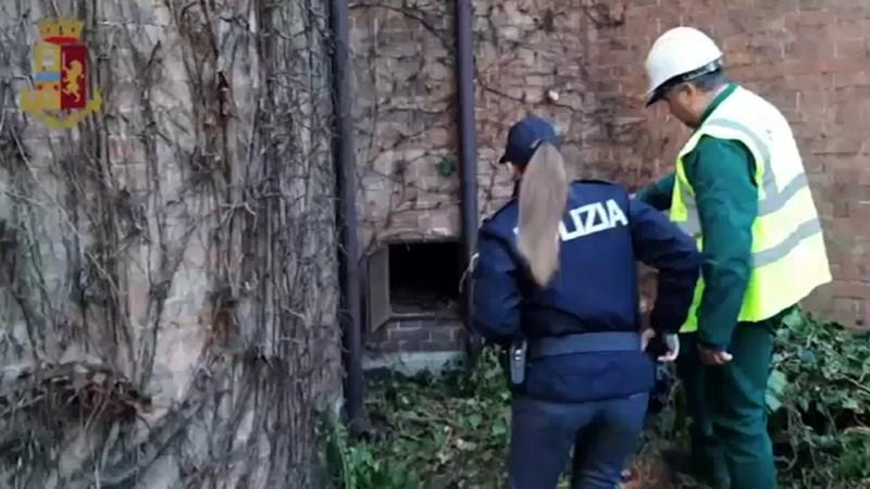 Italy Stolen Klimt