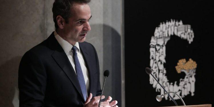 Ομιλία του Πρωθυπουργού Κυριάκου Μητσοτάκη στην έναρξη του συνεδρίου για την επέτειο των 100 χρόνων από τη Γενοκτονία των Ελλήνων του Πόντου, στο μουσείο Ακρόπολης, Αθήνα, 6 Δεκεμβρίου, 2019