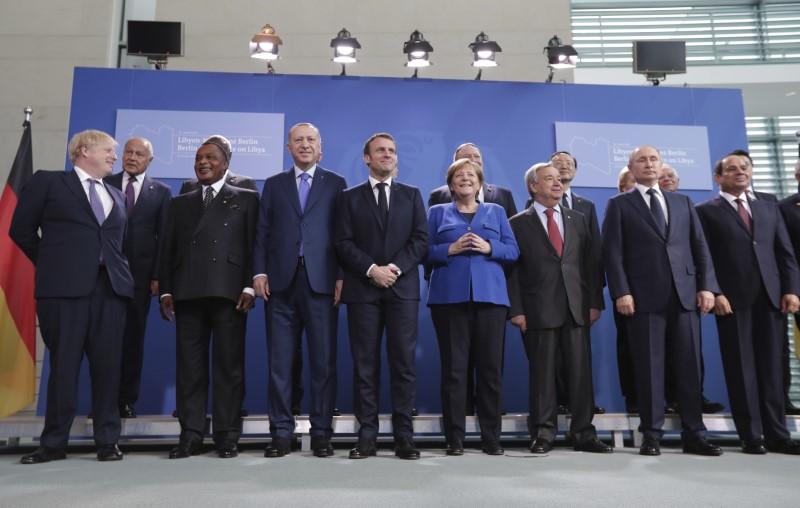 Germany Libya Conference