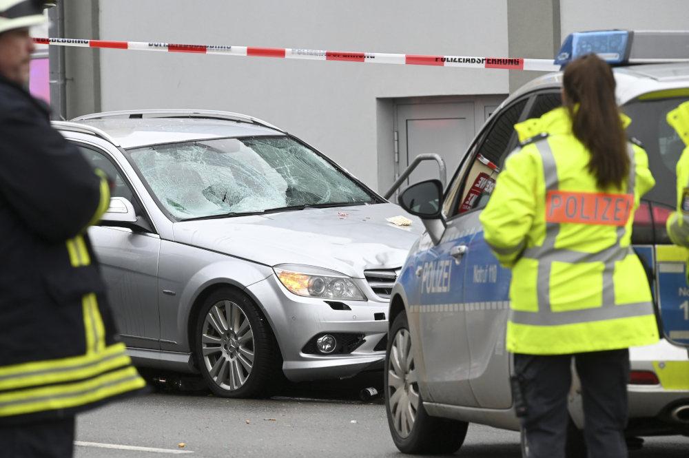 Germany Carnival Crash