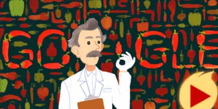 scoville_google_doodle
