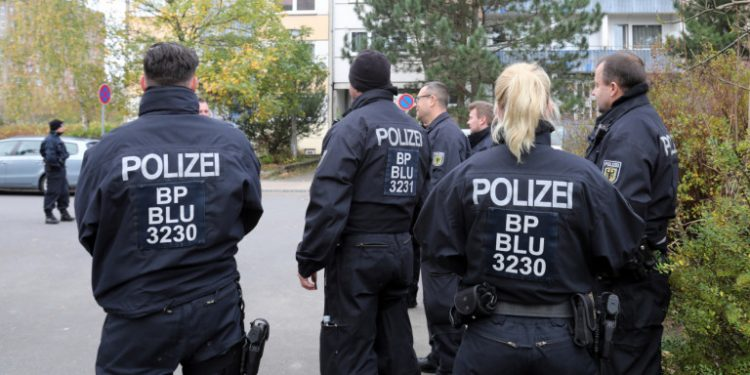 germany-police