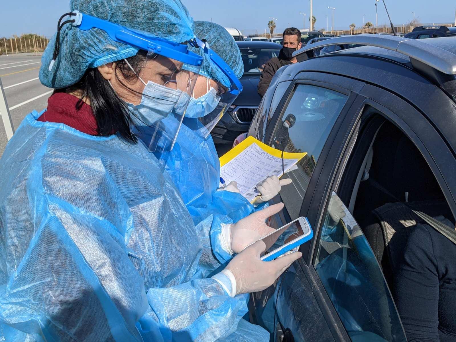 Αισιοδοξία στο Ηράκλειο από τα rapid test: Μόνο ένα θετικό στα εκατοντάδες  δείγματα | Cretapost.gr