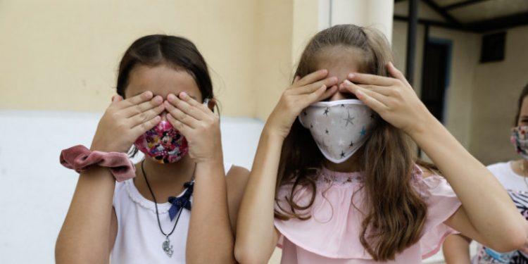 paidia-sxoleio-maskes