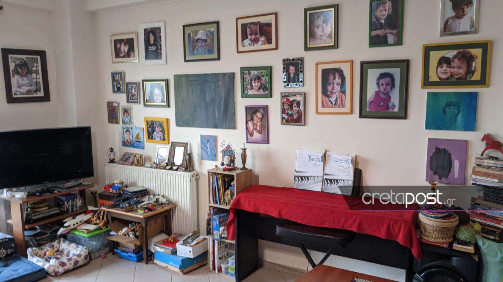Το σπίτι της 17χρονης Μάγιας.