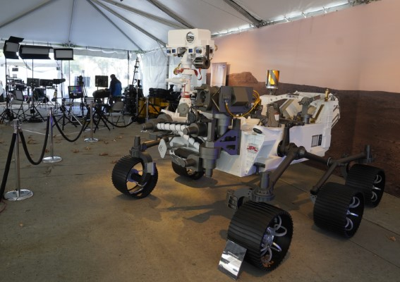 Mars 2020 Mission Perseverance Rover