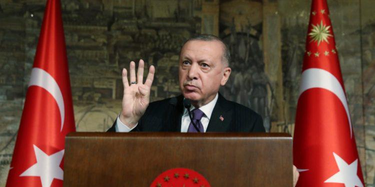 Φωτογραφία: Turkish Presidency via AP, Pool