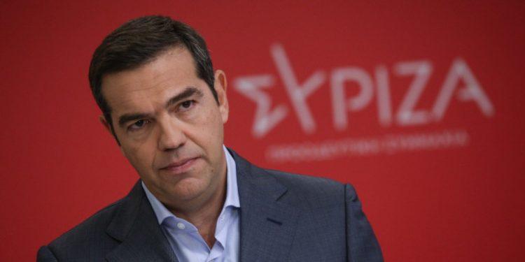 alexis-tsipras-kokkino-fonto-syriza