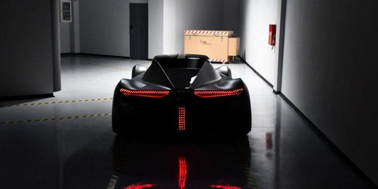hyper-car