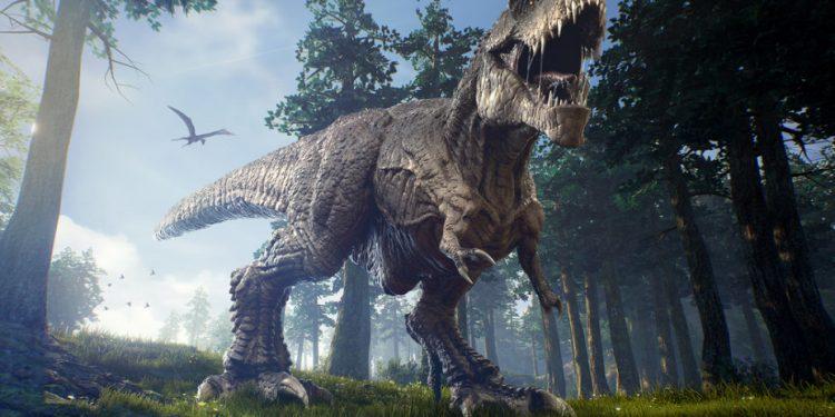 shutterstock-tyrannosaurus