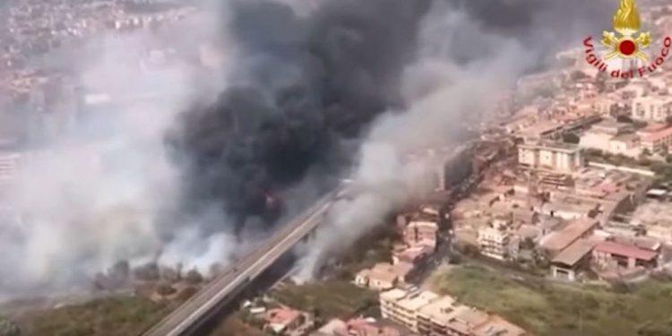 sicily-wildfires